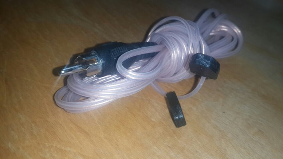 Cable de plomo de extensión de antena AM FM 2 Metro De Largo