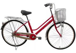 Bicicleta Phoenix Rodado 26 Easy Dama