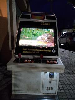 Videojuego Arcade Maquinita Sega Pandora Box 4 Hd