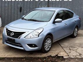 Nissan Versa 1.6i Full 2015!vendo Fco Y/o Pto.