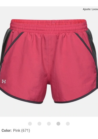 Shorts Under Armour Fly-by Para Mujer, Originales.