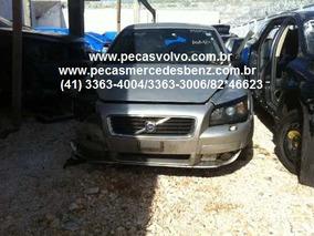 Volvo C30 T5 2008 Sucata Para Retiradas De Peças Motor