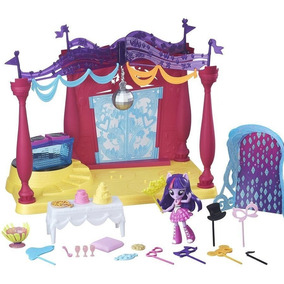 Pista De Baile Canterlot My Little Pony Hasbro - Hb