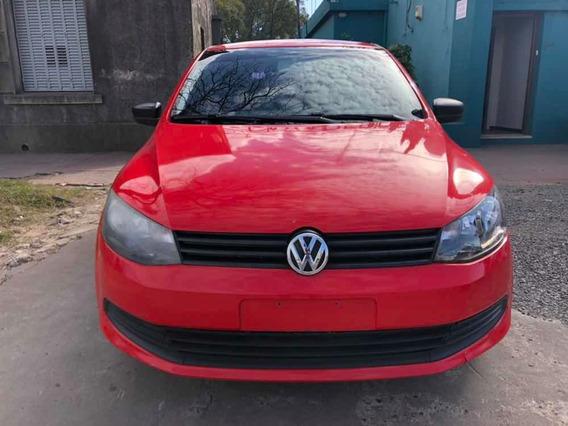 Volkswagen Gol 1.6 Pack Ii Ll 101cv 2014