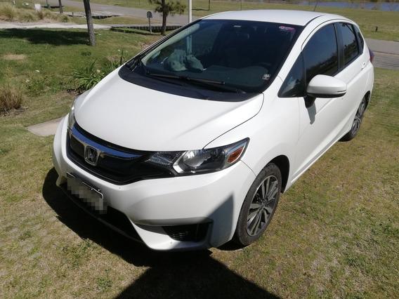 Honda Fit 1.5 Ex-l At 130cv