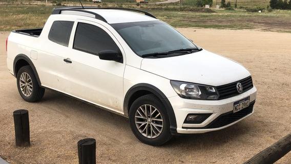 Volkswagen Saveiro Trendline Doble Cabina 2018
