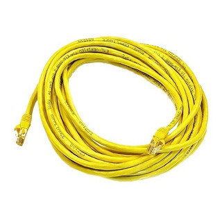 Cable Utp Patch Cord Cat5e 3 Metros