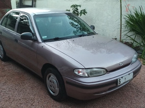 Hyundai Accent 1.5 Gls Año 1996