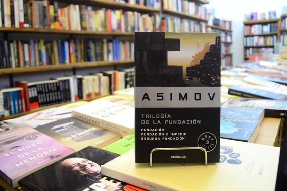 Trilogía De La Fundación. Isaac Asumov.