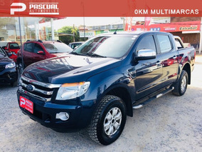 Ford Ranger Xlt Extra Full 2014 Impecable!