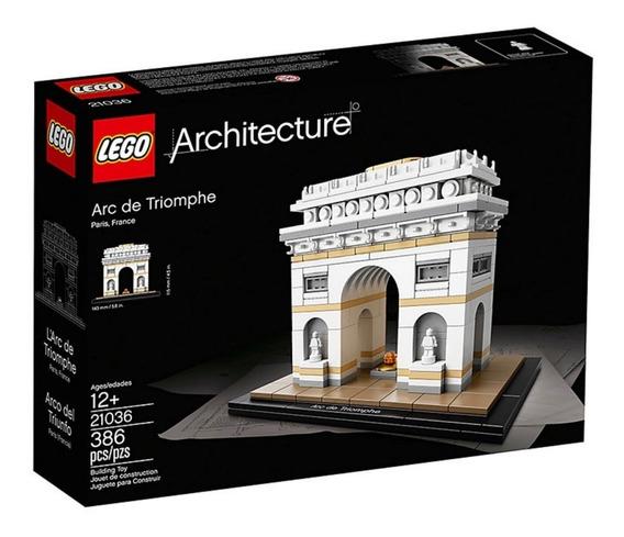 Lego Architecture: Arco De Triunfo