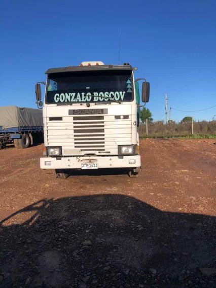 Scania Scania 112 Y Randon