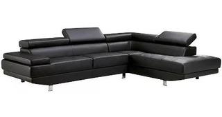 Descripción Sillon Sofa Esquinero Nicola Con Chaise Long De