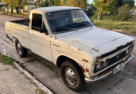 Toyota Hilux Pick Up Año 1970