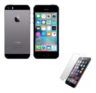 Celular iPhone Ref 5s 16gb 8mp Recertificado Space Gray