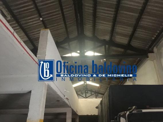 Venta Local Deposito - Carlos Tellier E Inclusa