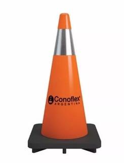 Cono Vial Linea Profesional - Conoflex - Mod Utilitario 50cm