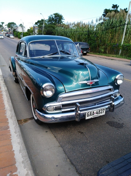 Cfmoto Chevrolet 1951 Coupe