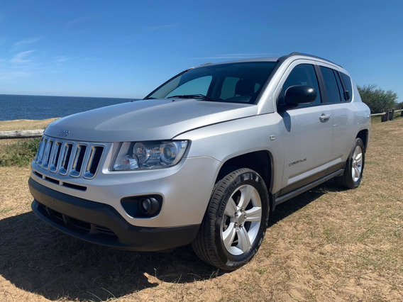 Jeep Compass 2.4 Limited 4x4 At 5p 2013
