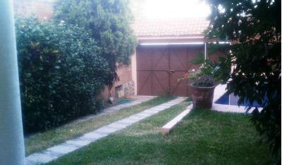 Casa Sola En Cuernavaca Con Alberca