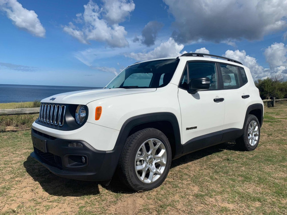 Jeep Renegade 1.8 Flex At 5p 2019
