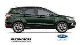 Ford Escape 2.0 Ecoboost - U$s48.990.-