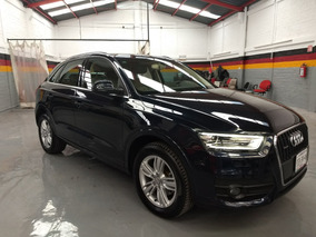 Audi Q3 2.0 Luxury 170 Hp At 2015 Impecable