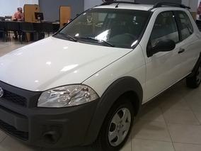 Fiat Strada Working 3 Puertas Entrega Inmediata $323.000