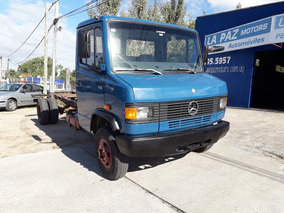 Mercedes-benz 712 Unico Dueño Nuevo