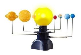 Sistema Solar Motorizado Juguete Didáctico 7-12 Años