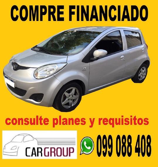 Jac J2 2014 Igual A Nuevo Retira Con U$s 1200 Y 48 Cuotas.