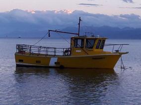 Barco Pesquero Embarcaciones