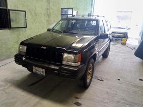 1997 Jeep Grand Cherokee Limited V8 4x4