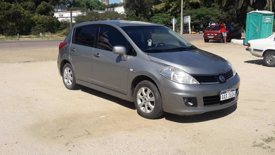 Nissan Tiida 1.8 Emotion Mt 2009