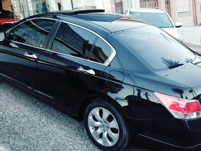 Honda Accord 3.5 Ex-l V6