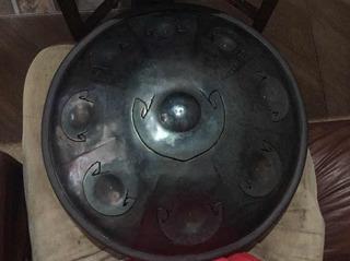 Hang Drum!!! Resonador De Metal Armónico
