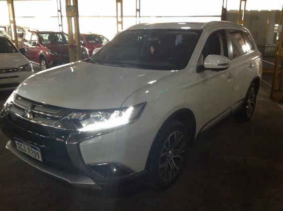 Mitsubishi Outlander 4x4 2018