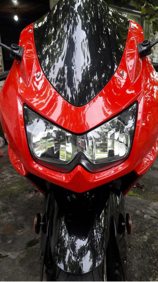 Kawasaki Ninja Ex250 2012 (financio)