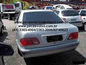 Mercedes E430 E320 E240 E420 Em Peças/motor/cambio/farol