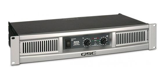 Amplificador Audio Qsc Gx5 Amplificadores Profesionales 700w