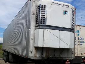 Carreta 3 Eixos Refrigerado Thermoking Ano 97