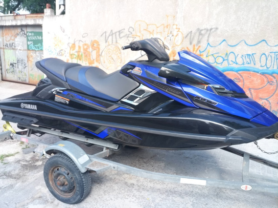 Yamaha Svho Fx Turbo 4 Tiempos. 70 Horas Impecable