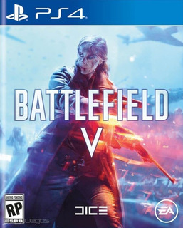Battlefield 5 V Ps4 Digital Envio Inmediato - Oferta!