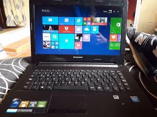 Laptop Lenovo Con Poco Uso
