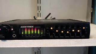 Ecualizador P/auto Sentrek
