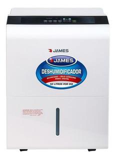 Deshumidificador James 50 Lts Digital Area Hasta 115 M2 Pcm