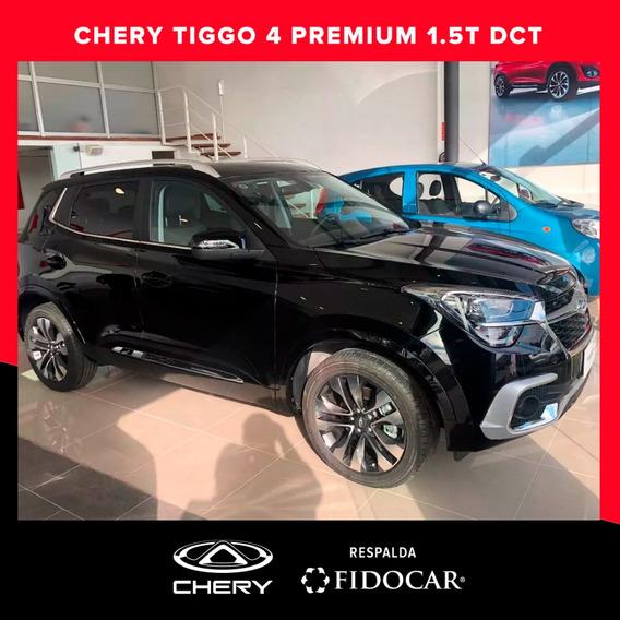 Chery Tiggo 4 Premium 1.5t Dct