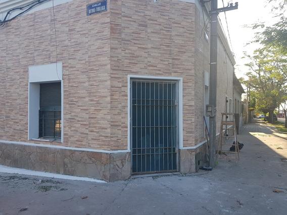 Local Comercial Con Vivienda La Teja