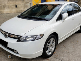 Honda Civic Exs 1.8at