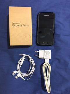 Samsung Galaxy S5 Mini Libre Android 6 Con Accesorios